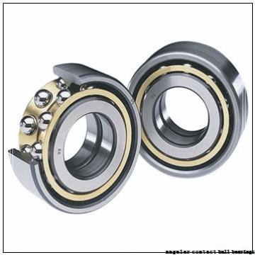 34 mm x 64 mm x 37 mm  PFI PW34640037CSHD angular contact ball bearings