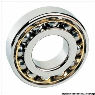 88,9 mm x 165,1 mm x 28,575 mm  RHP LJT3.1/2 angular contact ball bearings