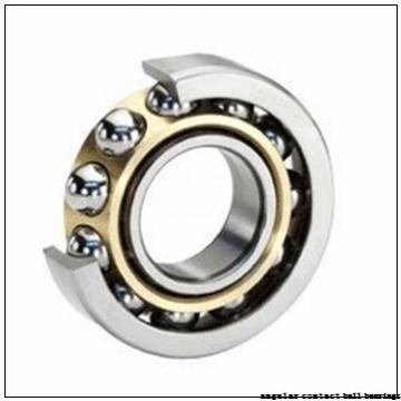 20 mm x 32 mm x 10 mm  FAG 3804-B-2Z-TVH angular contact ball bearings