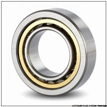 190 mm x 340 mm x 55 mm  NACHI NUP 238 cylindrical roller bearings