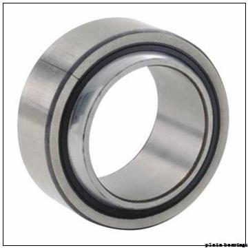 25 mm x 62 mm x 16,5 mm  LS GX25T plain bearings