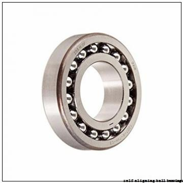 12 mm x 32 mm x 14 mm  ISO 2201-2RS self aligning ball bearings