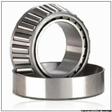 35 mm x 80 mm x 31 mm  ISO 32307 tapered roller bearings