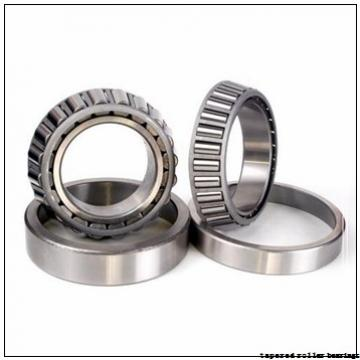25 mm x 62 mm x 17 mm  NACHI H-E30305DJ tapered roller bearings