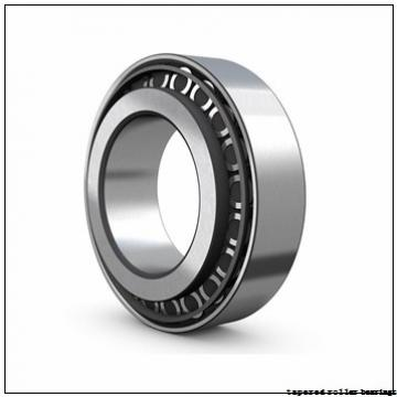 45 mm x 85 mm x 19 mm  ISO 30209 tapered roller bearings