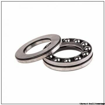 30 mm x 62 mm x 15 mm  NACHI 30TAB06DF thrust ball bearings