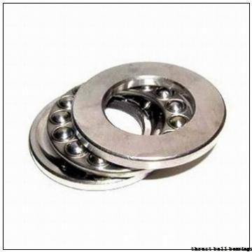INA B9 thrust ball bearings