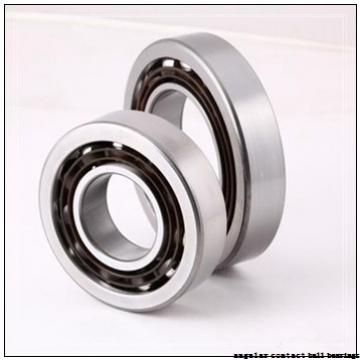 95 mm x 145 mm x 24 mm  ISO 7019 A angular contact ball bearings