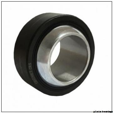 100 mm x 160 mm x 85 mm  FBJ GEG100ES plain bearings