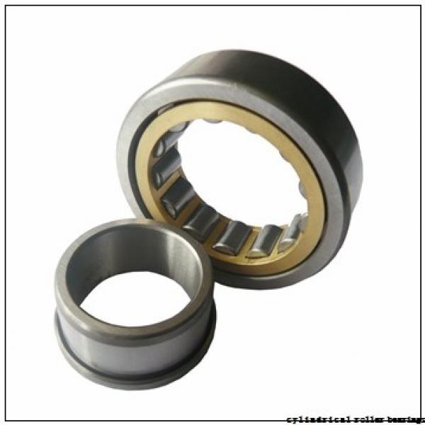 190 mm x 340 mm x 55 mm  NACHI NUP 238 cylindrical roller bearings #1 image